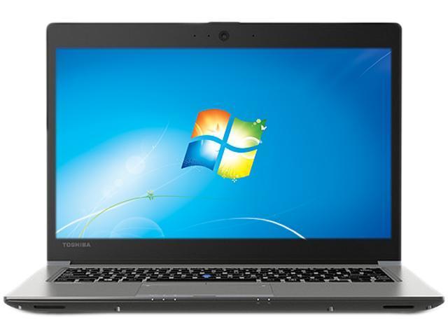 TOSHIBA Portege Z30-A1302 Intel Core i7 4600U (2.10GHz) 8GB Memory 256GB SSD 13.3