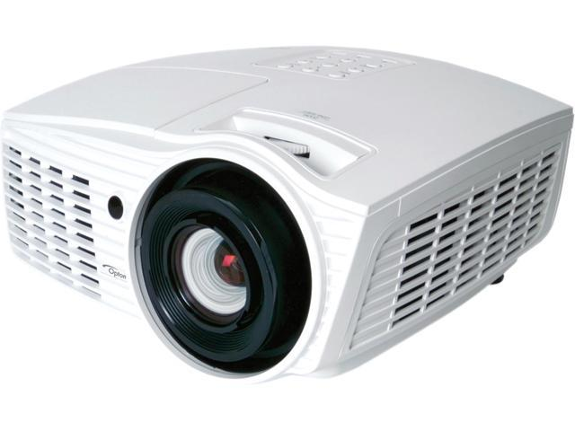 Optoma HD161X 1920 x 1080 2000 Lumens DLP Projectors40,000:1 (full on/full off)