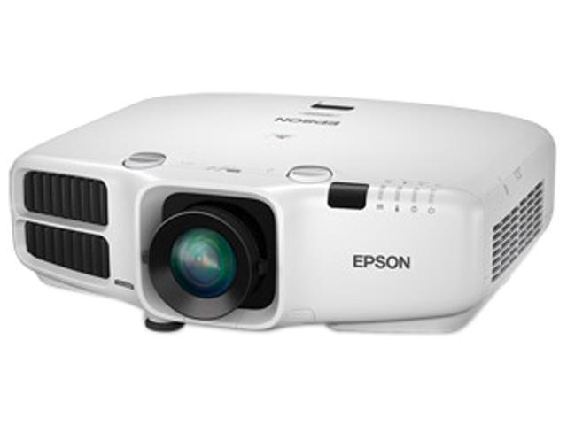 Epson - V11H535020 - Epson PowerLite Pro G6450WU LCD Projector - HDTV - 16:10 - F/1.65 - 2.55 - 1920 x 1200 - WUXGA - ...