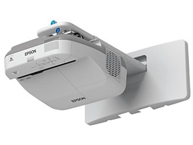 Epson - V11H605020 - Epson PowerLite 570 LCD Projector - HDTV - 4:3 - 1.8 - SECAM, NTSC, PAL - 1024 x 768 - XGA ...