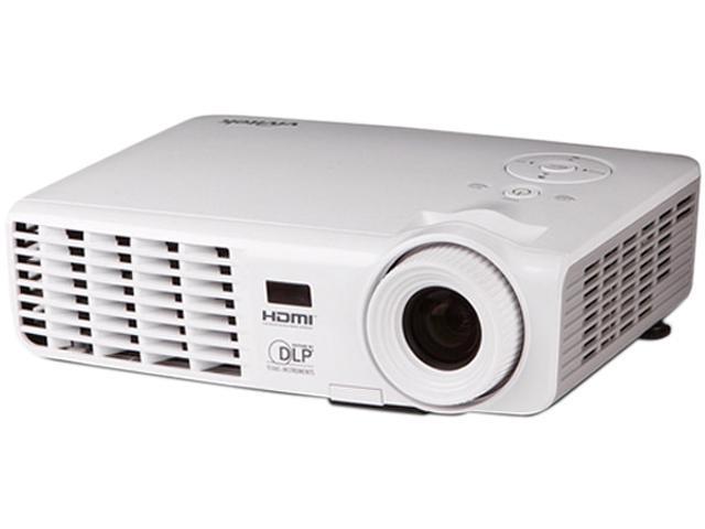 """Vivitek 3D (Blu-Ray) D538W-3D DLP Projectors 1280 x 800 3200Lumens 3000:1 31"""" to 300"""""""