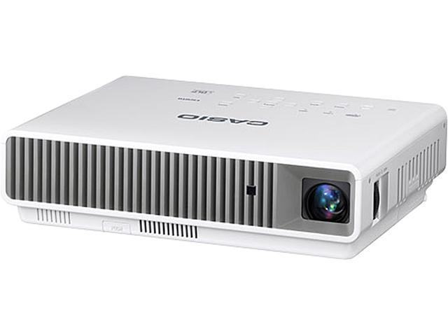 Casio Signature Xj-m246 3d Ready Dlp Projector - 720p -