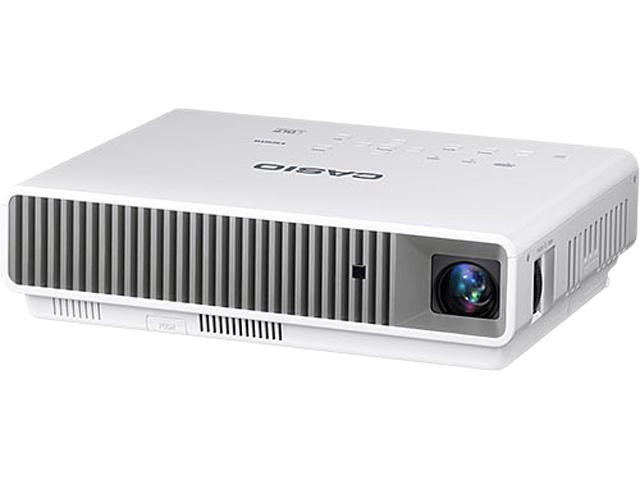 Casio Signature Xj-m241 3d Ready Dlp Projector - 720p -