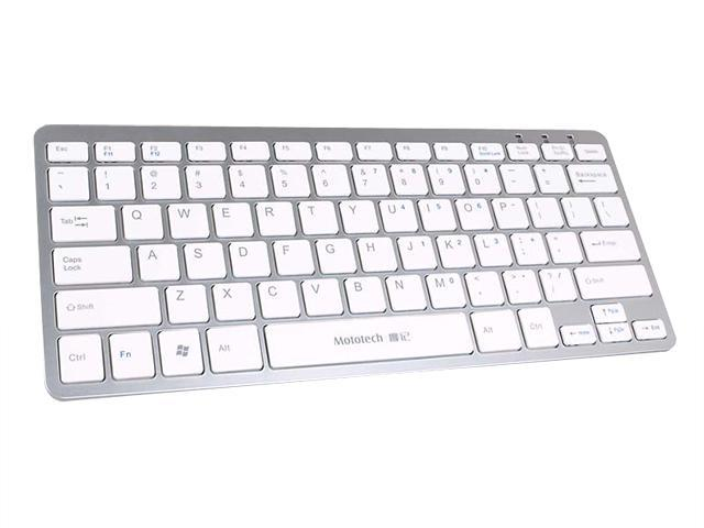 Motospeed K100G Ultra thin 2.4GHz Colored Mini Wireless Keyboard For Android, Apple