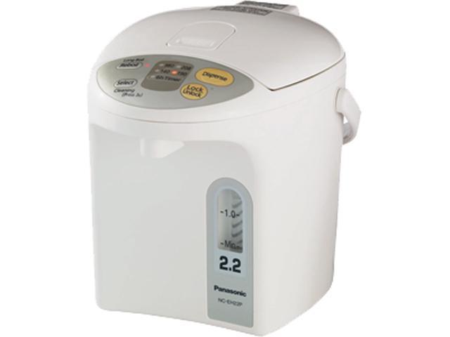 Panasonic Nceh22pc White Thermo Pot 2.2Liter Electric Boils N