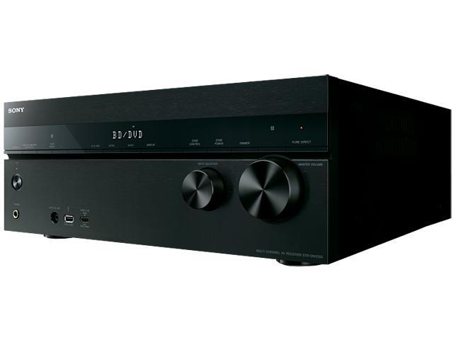 Sony STR-DN1050 7.2 Hi-RES Wi-Fi Network AV Receiver with Bluetooth