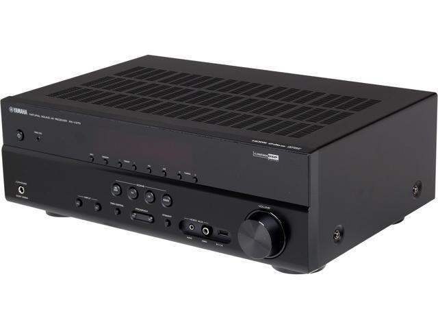 Yamaha RX-V375 5.1 Channel 3D AV Receiver