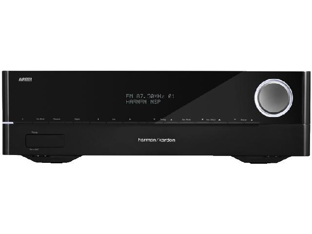 Harman Kardon AVR 1610 5.1 Channel Bluetooth AV Receiver