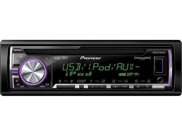 Pioneer DEH-X3600S CD Receiver