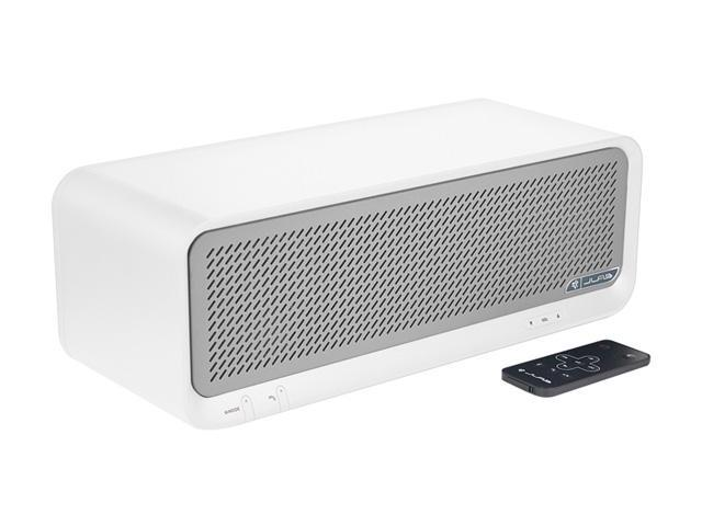 JLab Audio Bouncer Premium Home Bluetooth Speaker (White)