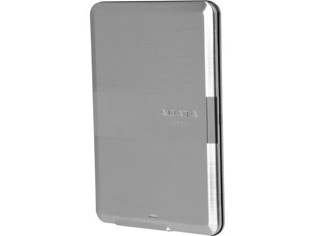 ADATA DashDrive Elite HE720 Slimmest Profile 1TB USB 3.0 External Hard Drive AHE720-1TU3-CTI