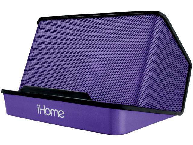 iHome Speaker System - Purple