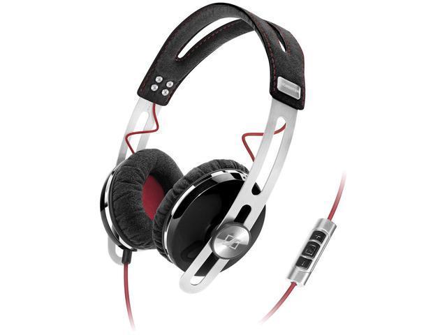 Sennheiser Momentum On-Ear Headphones-Black