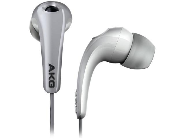 AKG K 321 In-Canal Bud Headphone - Cloud White