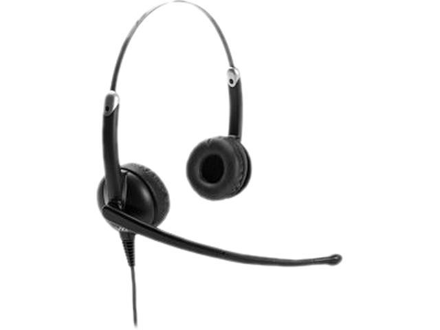 VXI Envoy (203349) Stereo USB Headsets Optimized for Unified Communications with Microphone and Inline DSP