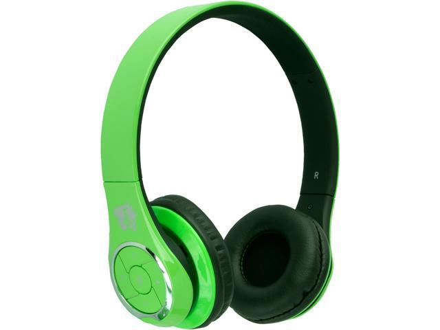 Life n Soul BN301-G Bluetooth Headphones Green