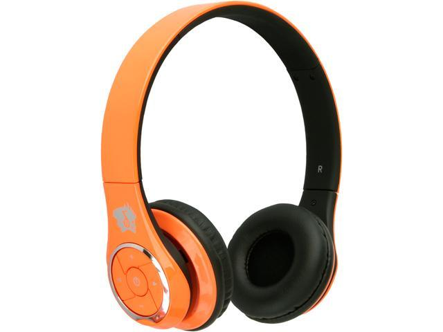Life n Soul BN301-O Bluetooth Headphones Orange