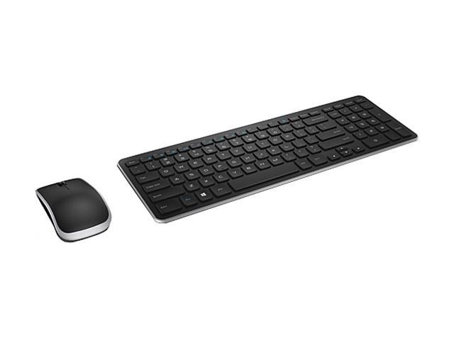 dell wireless keyboard and mouse combo km714 692753901415 ebay. Black Bedroom Furniture Sets. Home Design Ideas