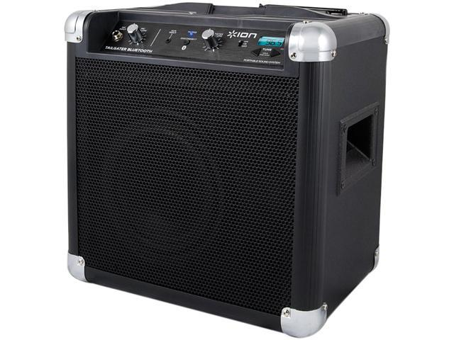 Portable speaker system for iPhone/iPad