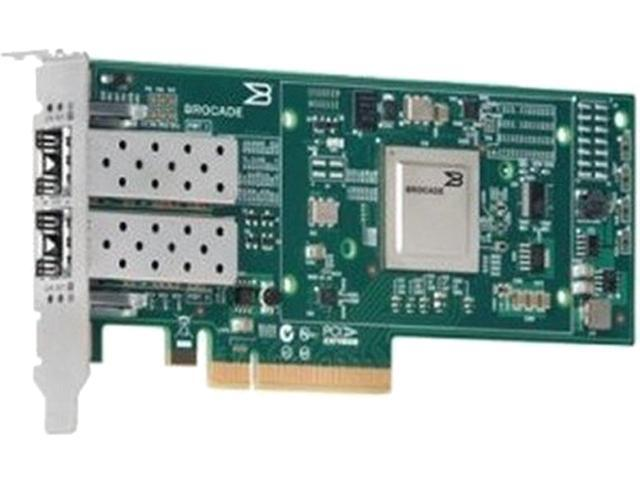 Brocade 1020 CNA - Network adapter - PCI Express 2.0 x8 low profile - 2 ports