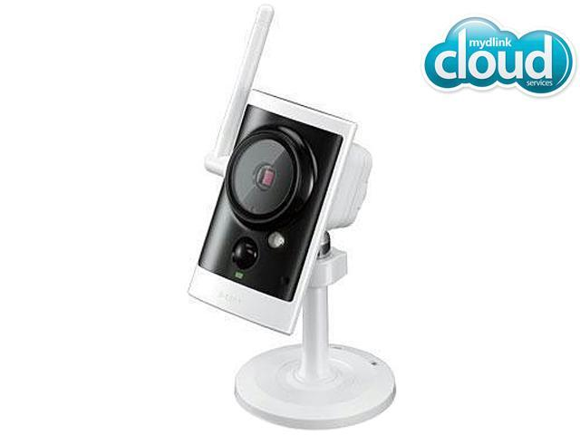 D-Link DCS-2330L HD 720P Day/Night Motion Detection IP65 Outdoor Wireless Cloud IP Camera