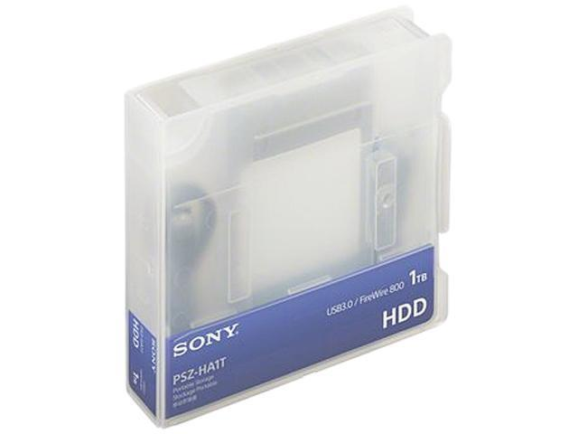 SONY 1TB USB 3.0 / 2 x Firewire800 2.5