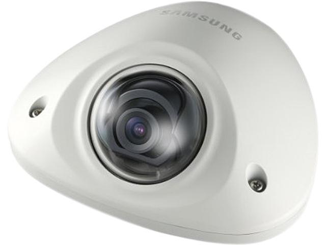 SAMSUNG NETWORK VANDAL DOME CAMERA