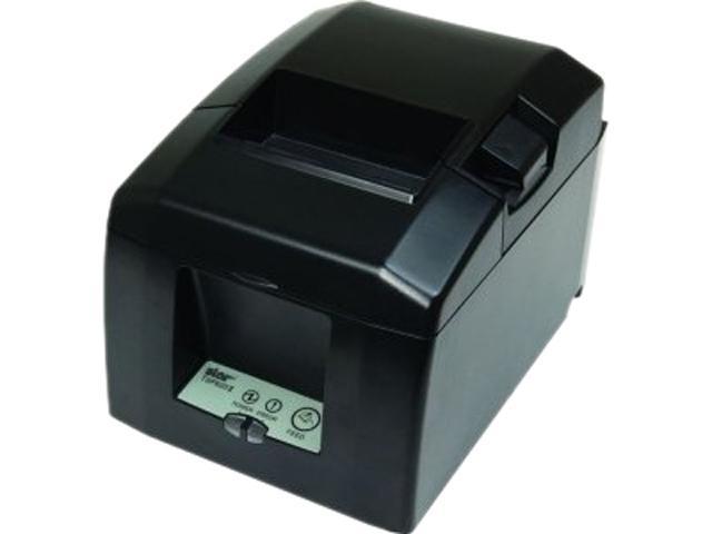 Star Micronics TSP654IIWEBPRNT 24 GRY US Direct Thermal Printer - Monochrome - Wall Mount - Receipt Print
