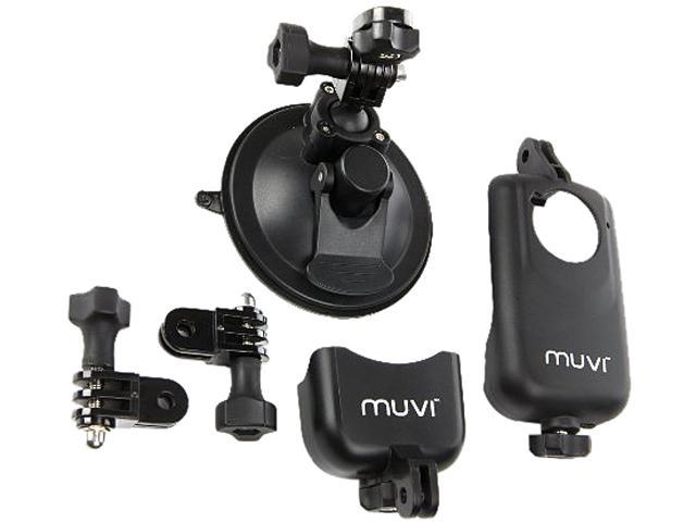 Universal Suction Mount in Black and