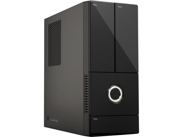 IN WIN BK644.BH300TB3 0.6mm SECC Japanese ECO Steel MicroATX Mini Tower Computer Case SFX 12V Form Factor, 300W Power Supply