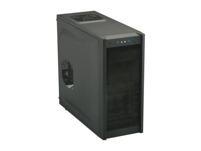 Antec Gaming Series One Black Steel ATX Mid Tower Computer Case
