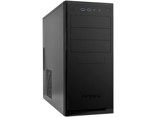 Antec NSK4100 Black SGCC steel ATX Mid Tower Computer Case