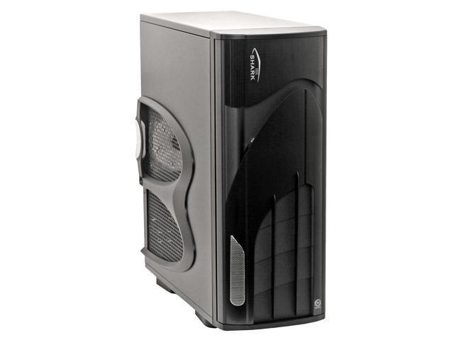 Thermaltake SHARK VA7000BWA Black Aluminum ATX Full Tower Computer Case
