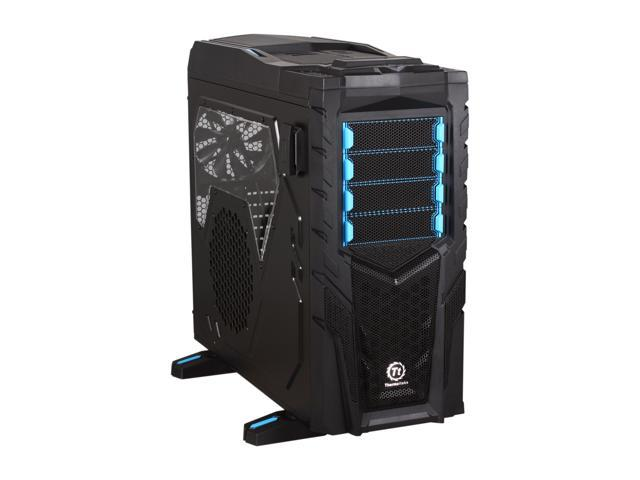 Thermaltake Chaser Series Chaser MK-I (VN300M1W2N) Black SECC ATX Full Tower Computer Case