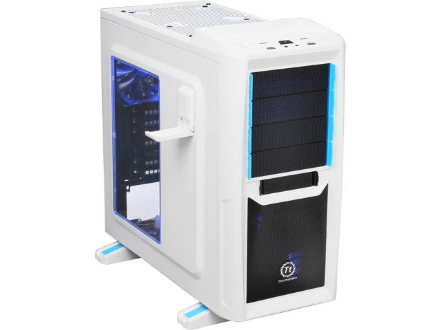 Thermaltake Chaser Series A41 VP200A6W2N White SECC ATX Mid Tower Case