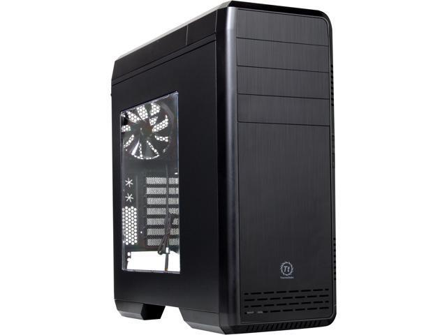 Thermaltake Urban R31 - Window Black SECC ATX Mid Tower Computer Case (CA-1A7-00M1WN-00)