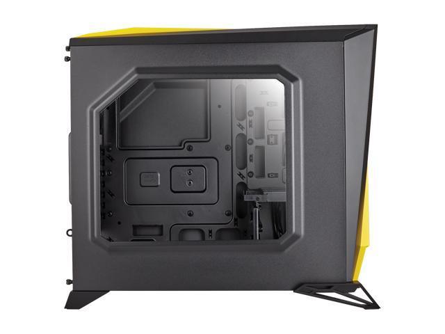 Corsair Carbide Series CC-9011094-WW Black/Yellow SPEC-ALPHA Mid-Tower Gaming Case