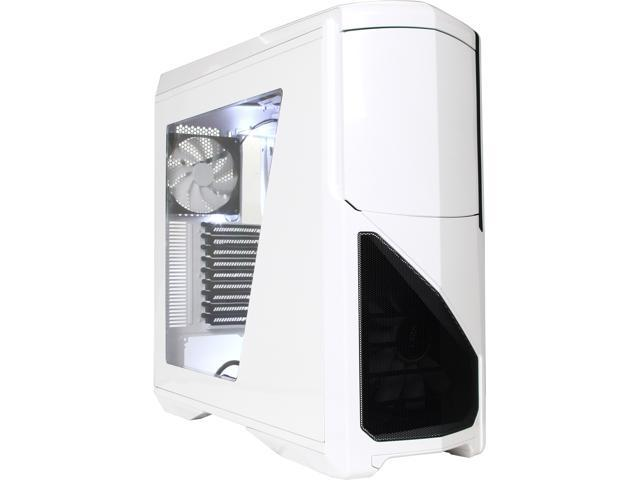 NZXT Phantom 630 Windowed Edition White Steel / Plastic ATX Full Tower Computer Case
