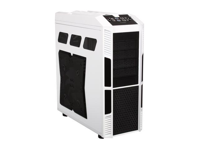 Rosewill THOR V2-White Edition, THOR V2-W Gaming ATX Full Tower Computer Case, support up to E-ATX / XL-ATX, come with Four Fans - Retail