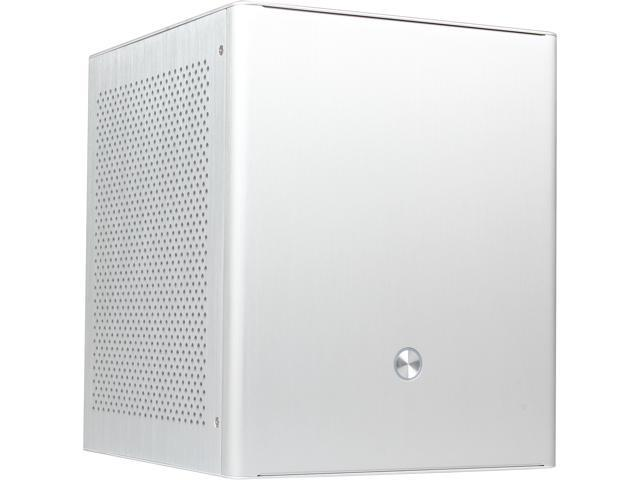 Rosewill Legacy V3 Plus-S Silver Aluminum Alloy Mini-ITX Cube Computer Case