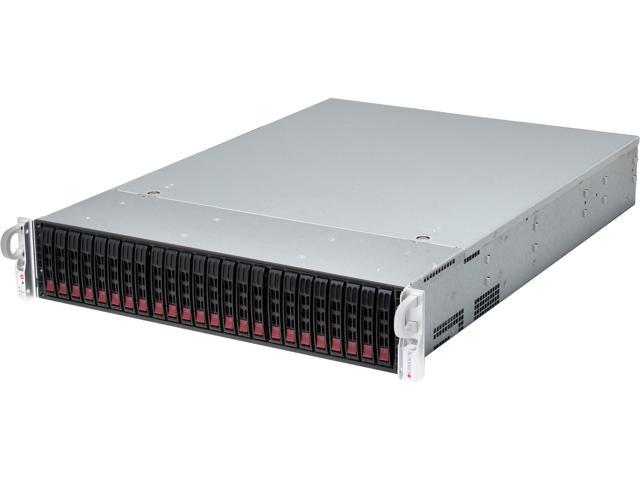 SUPERMICRO CSE-216BE16-R920LPB Black 2U Rackmount Chassis 920W high-efficiency AC-DC Redundant power supplies with PMBus and I2C