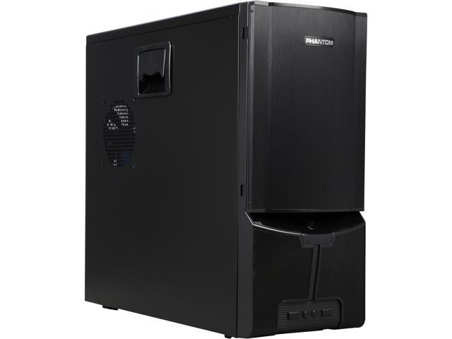 RAIDMAX Phanton SB ATX-617SB Black ATX Mid Tower Computer Case
