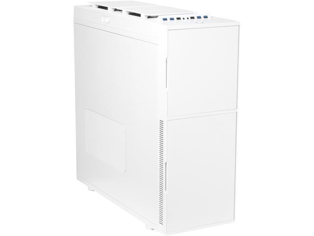 Nanoxia NXDS6W White Steel ATX Super Tower Computer Case