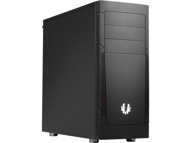 BitFenix BFC-OLW-100-KKNS-U3 Black Steel / Plastic ATX Mid Tower Computer Case