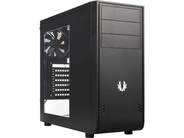 BitFenix BFC-COM-100-KKWS1-RP Black Steel / Plastic Computer Case