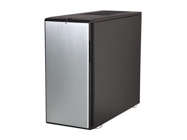 Fractal Design Define R3 Silver Arrow w/ USB 3.0 ATX Mid Tower Silent PC Computer Case