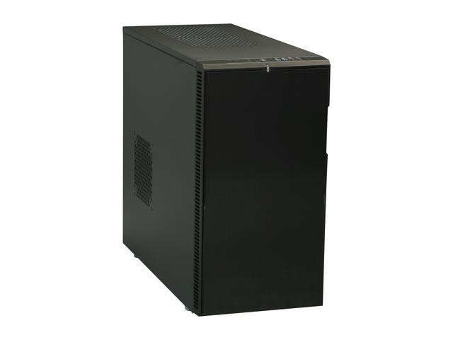 Fractal Design Define R4 Black Pearl w/ USB 3.0 ATX Mid Tower Silent PC Computer Case