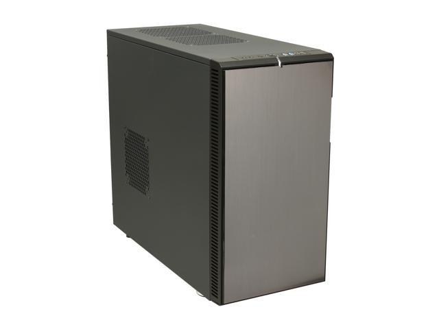 Fractal Design Define R4 Titanium Grey Silent ATX Mid Tower Case