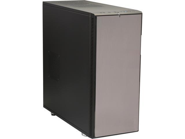 Fractal Design Define XL R2 FD-CA-DEF-XL-R2-TI Titanium Grey Steel ATX Full Tower Computer Case