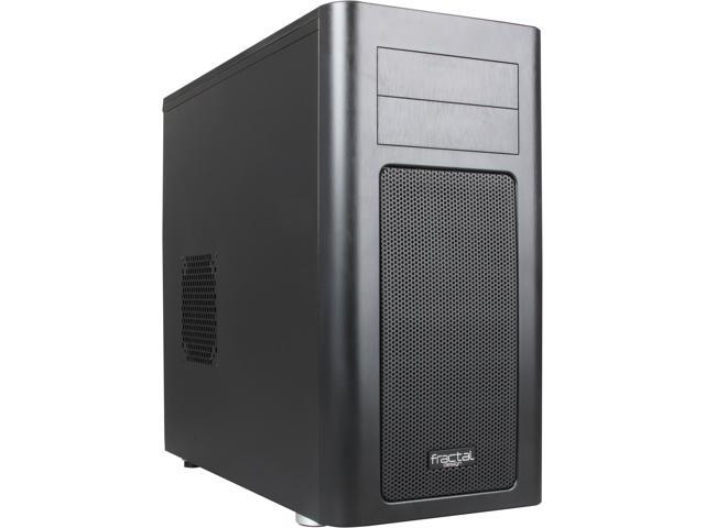 Fractal Design Arc Midi R2 Black Steel ATX Mid Tower Computer Case